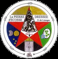 La Pierre Dressée d'Écosse @ Temple de Jovis | Limoges | Nouvelle-Aquitaine | France